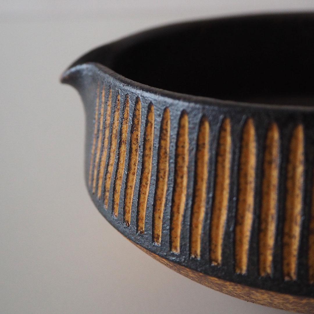 鉄彩/すり鉢/小