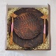うるしの木の葉皿と削り箸のペアギフト