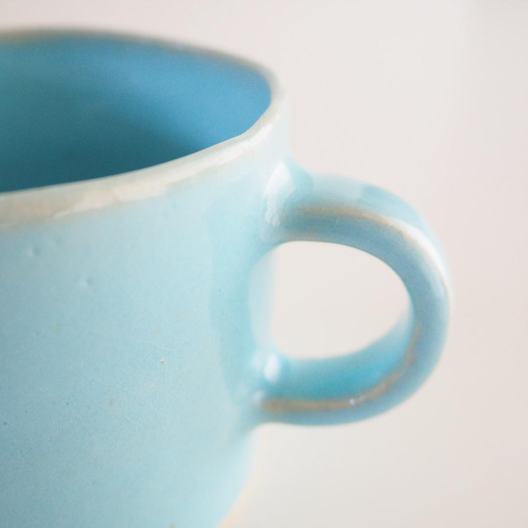 水色/マグカップ
