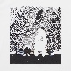 Tシャツ/UNCLE BEAR WOOD/ホワイト