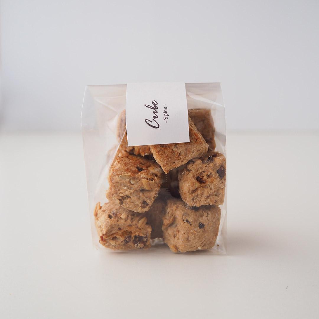 キューブクッキー/スパイス