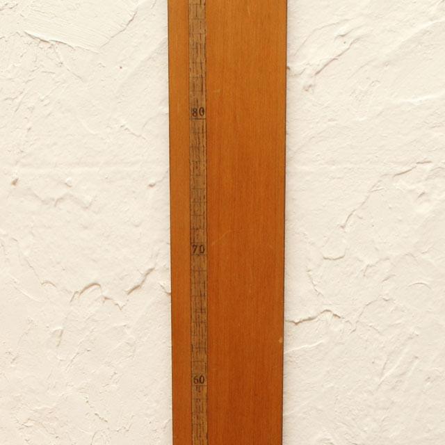 キリンの身長計
