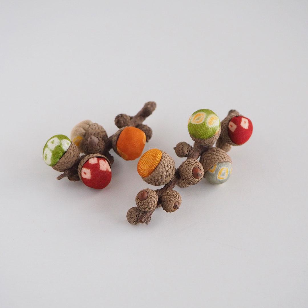 木目込みの豆雛