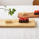 木の板皿/糸島桧