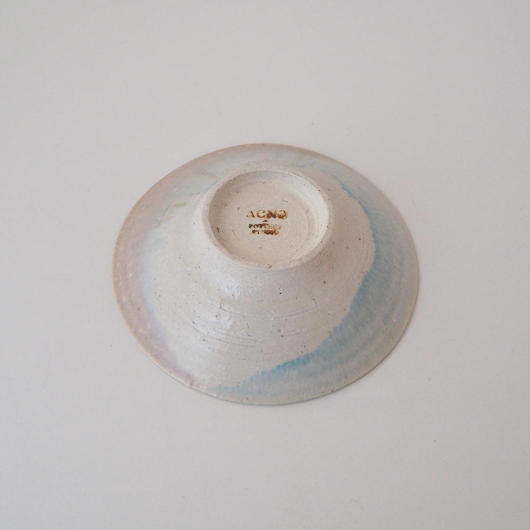 白い平鉢/小