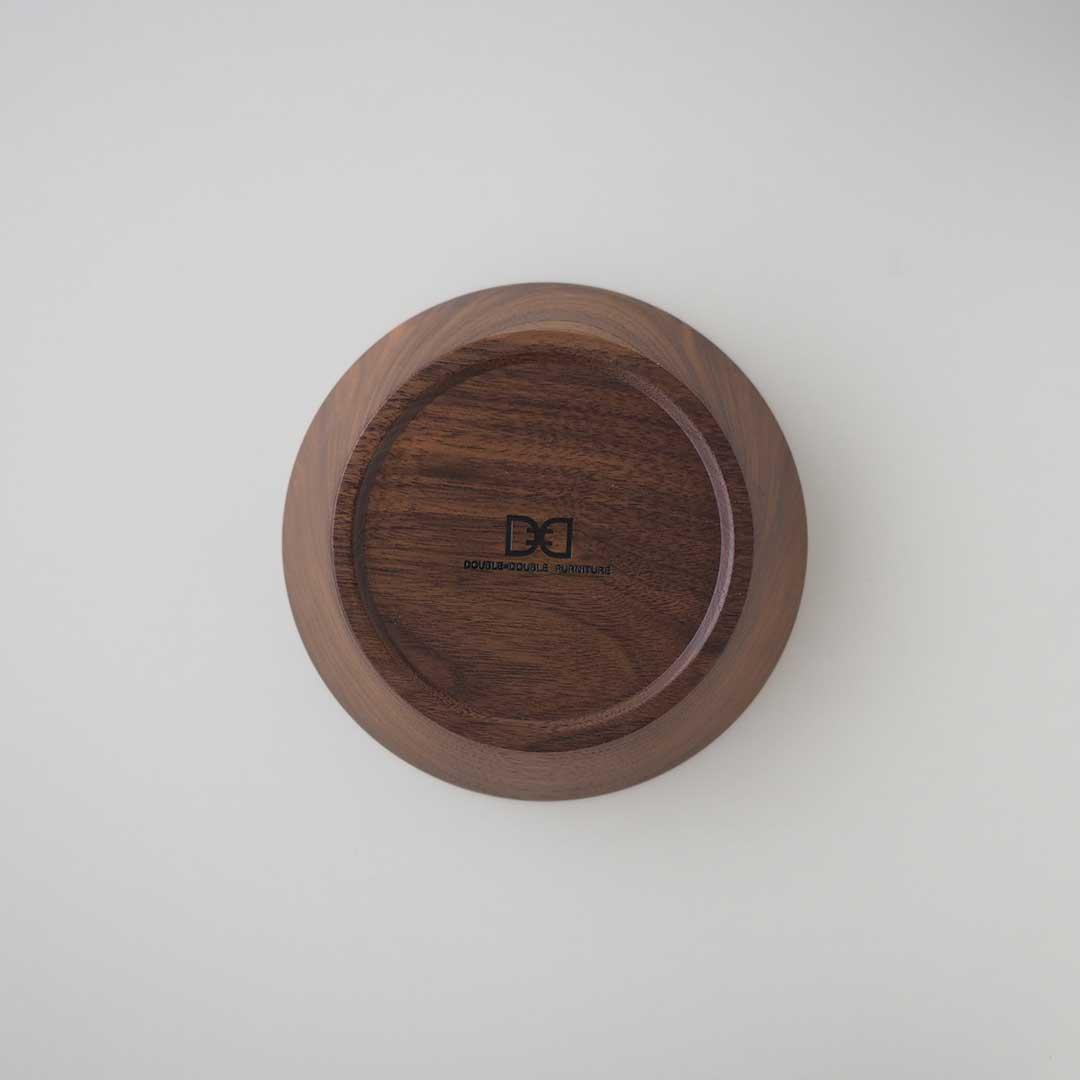 木製ボウル/ウォルナット /15cm【在庫限り】