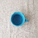 Pure blue/デミカップ(面取り)