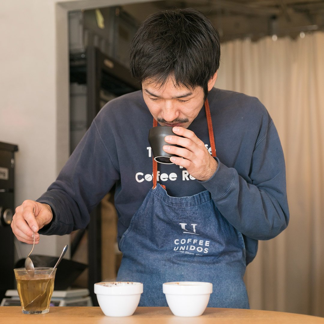 水出しアイスコーヒー/深煎りブレンド