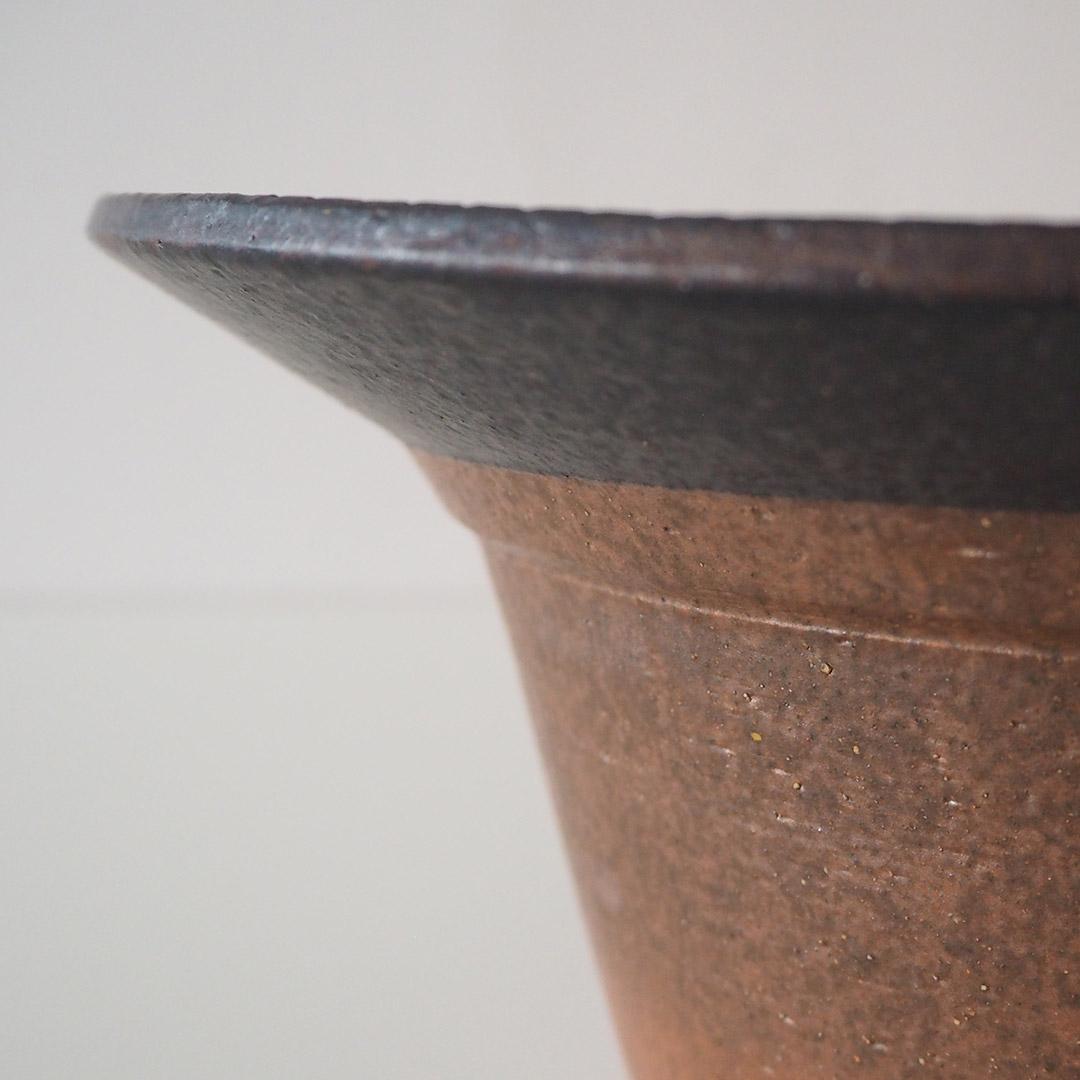 鉄彩/土鍋/3合炊き(二重蓋)