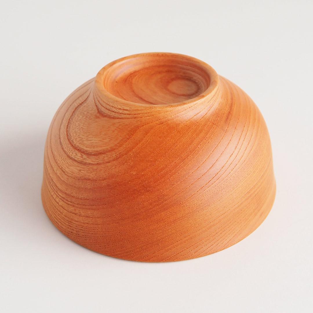 木の大椀/けやき