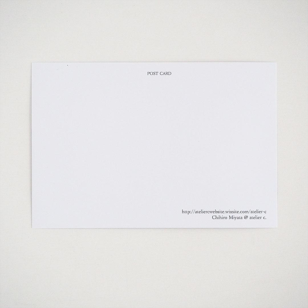 ポストカード/日の出