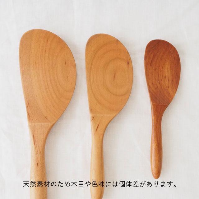 木のしゃもじ/さくら/左利き/小