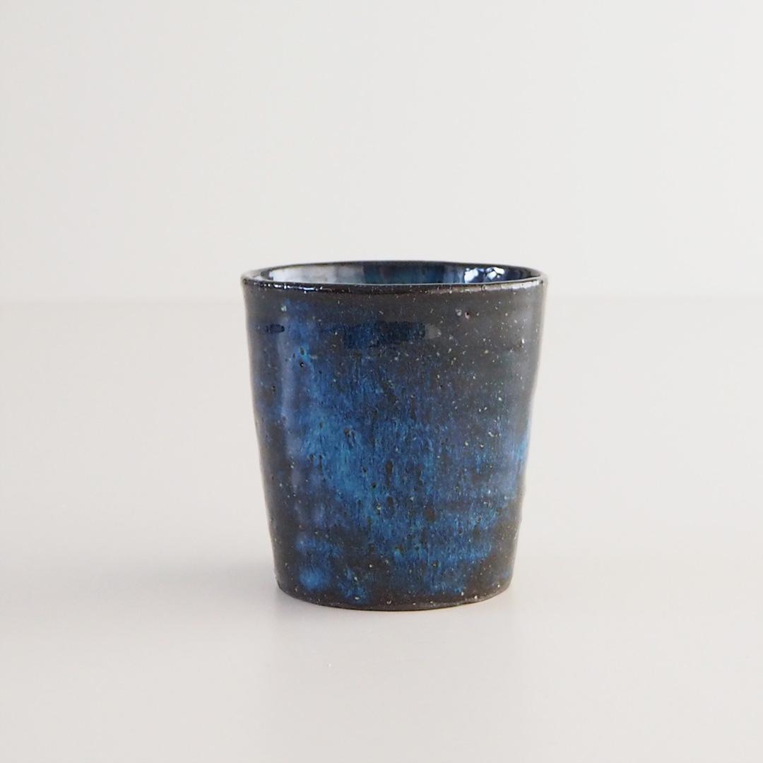 藍色/トールカップ