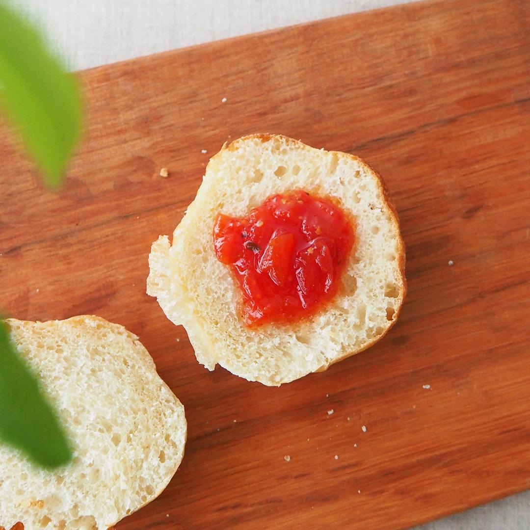 トマトとオレガノとブラックペッパーのジャム【夏季限定】