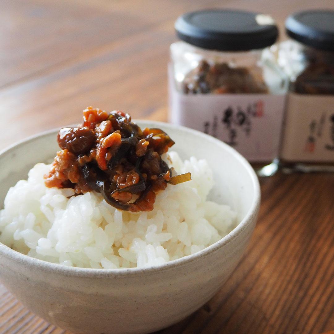 杉箱ギフト/糸島金山寺納豆食べくらべ/オリジナルメッセージ入れられます