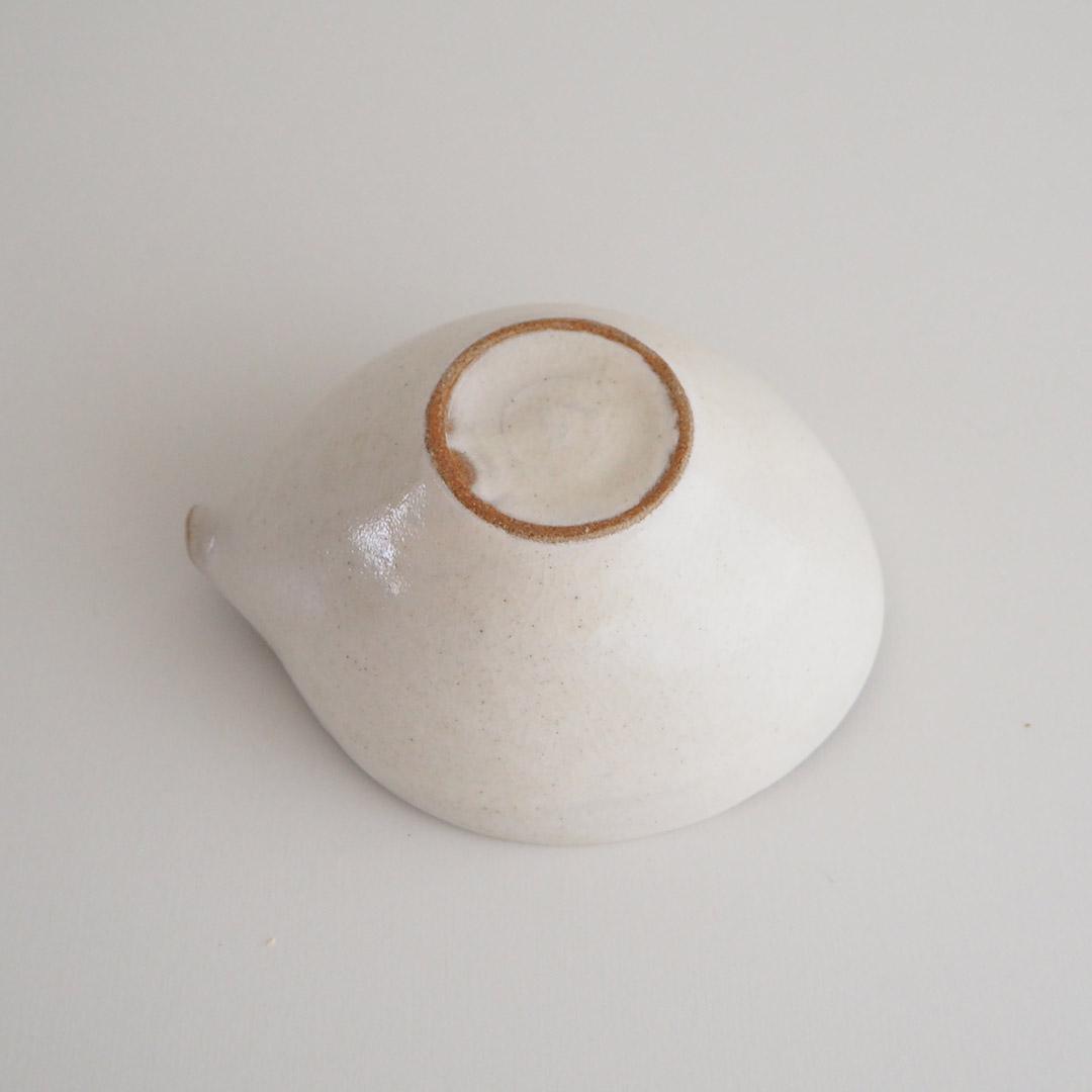 粉引/片口鉢