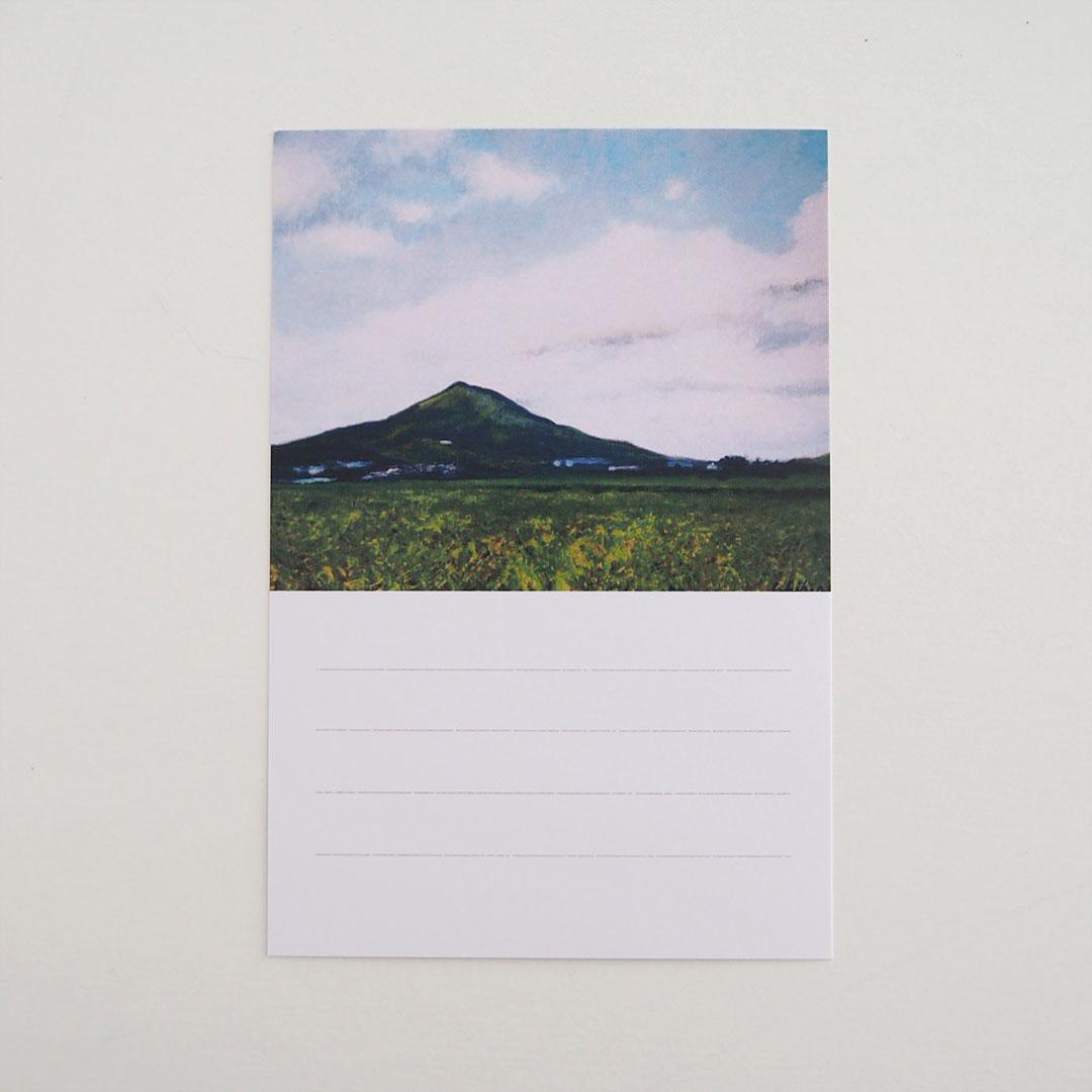 ポストカード/可也山(糸島市)