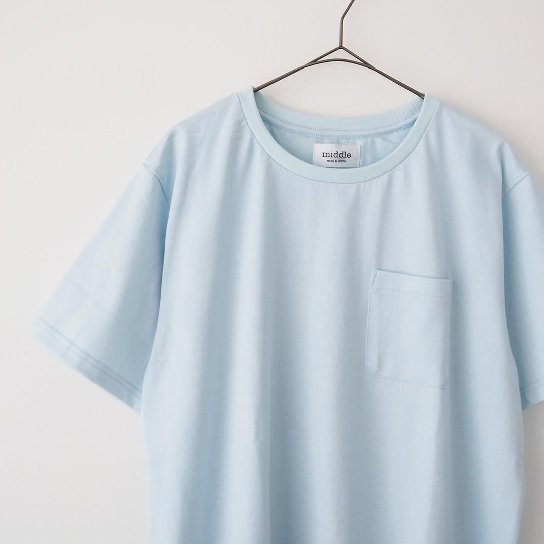 standard poc t-shirt/SAX(UNISEX)