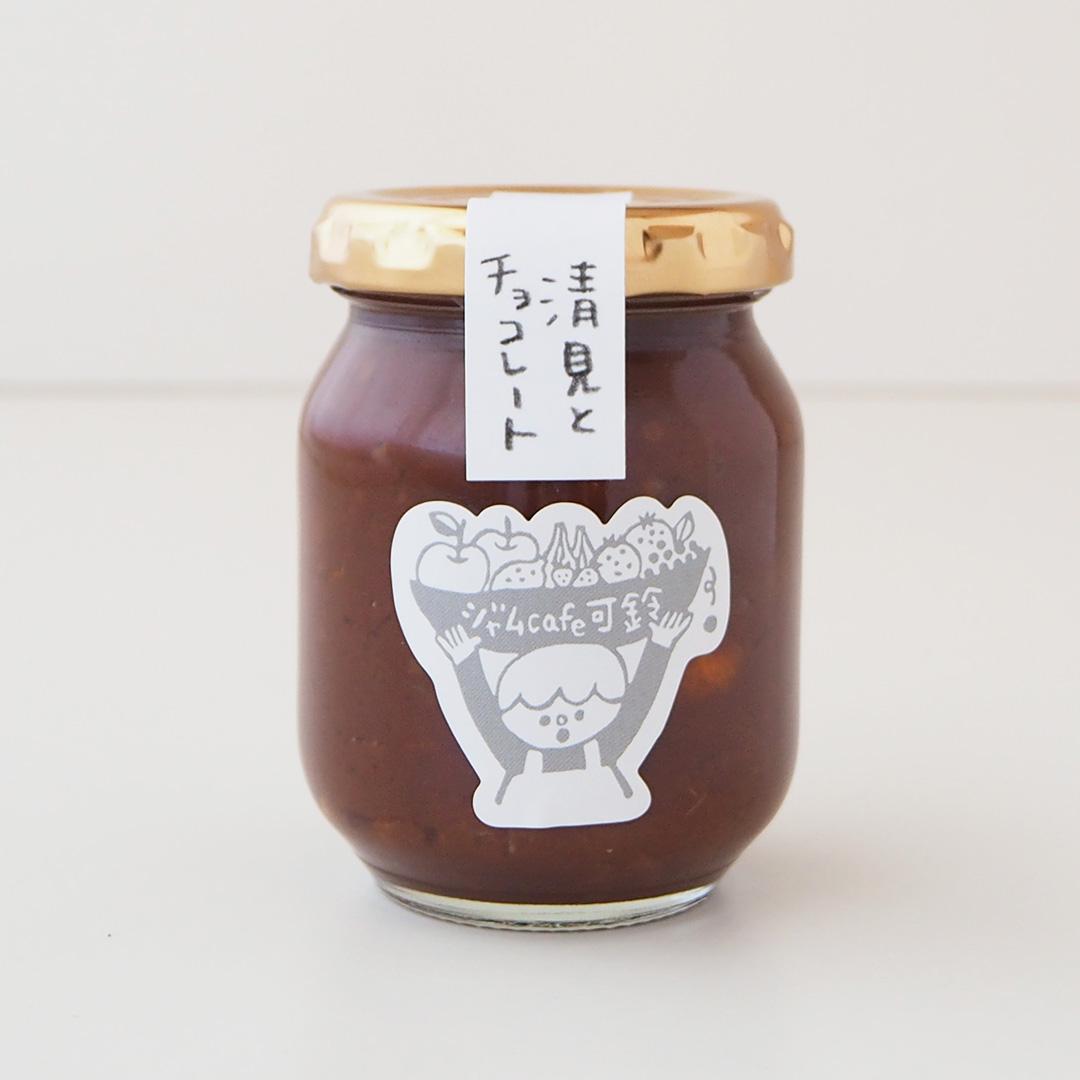 清美とチョコレートのジャム【春限定】