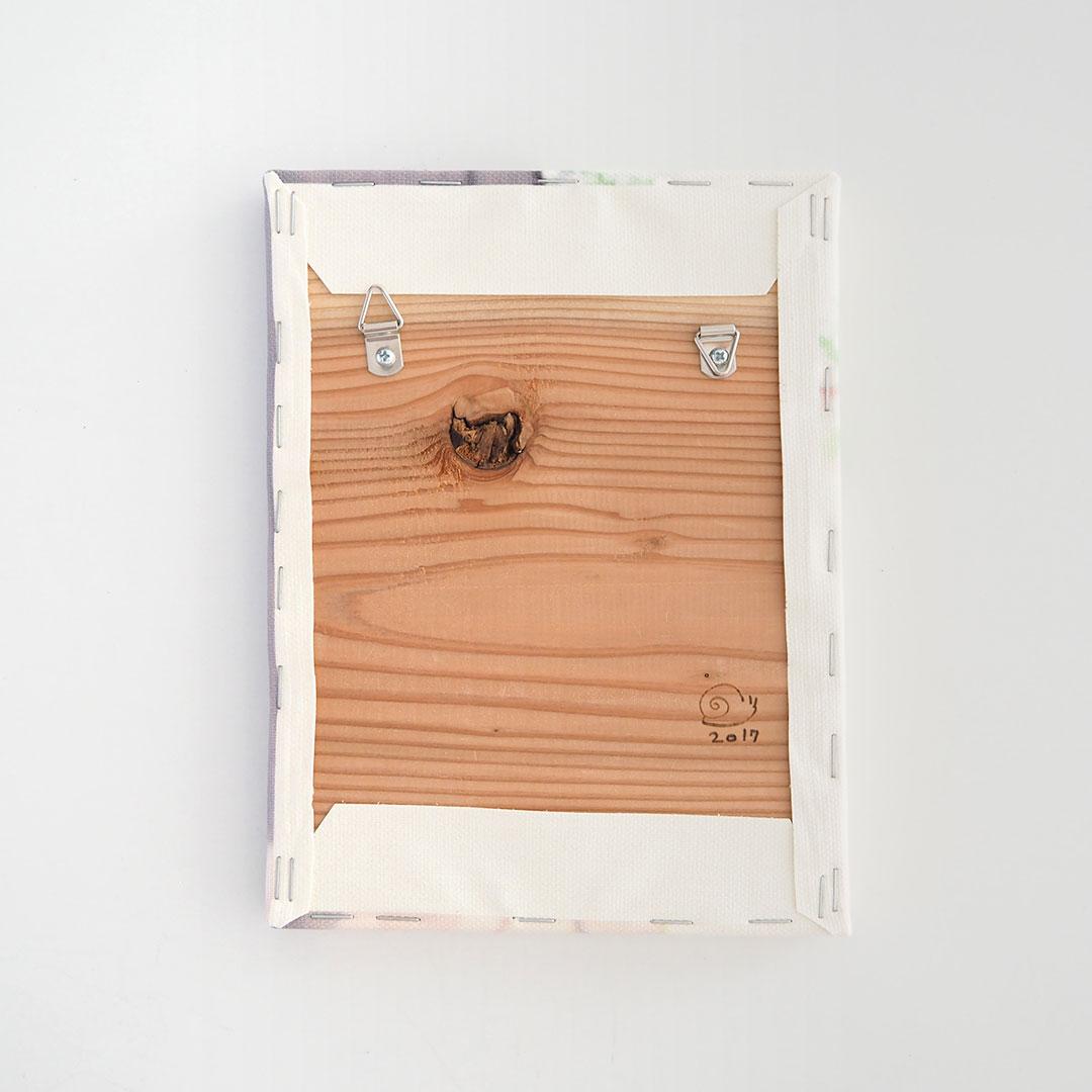 写真と言葉のキャンバスフレーム/151水辺