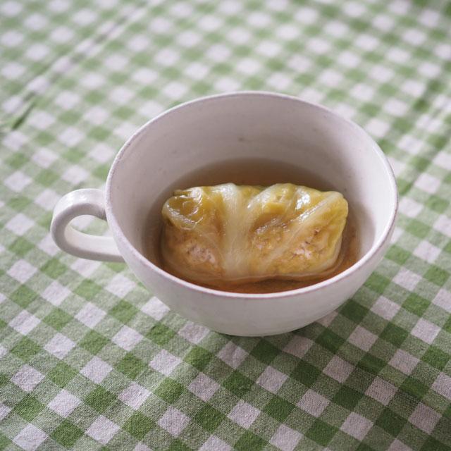 スープカップとスプーンのギフト