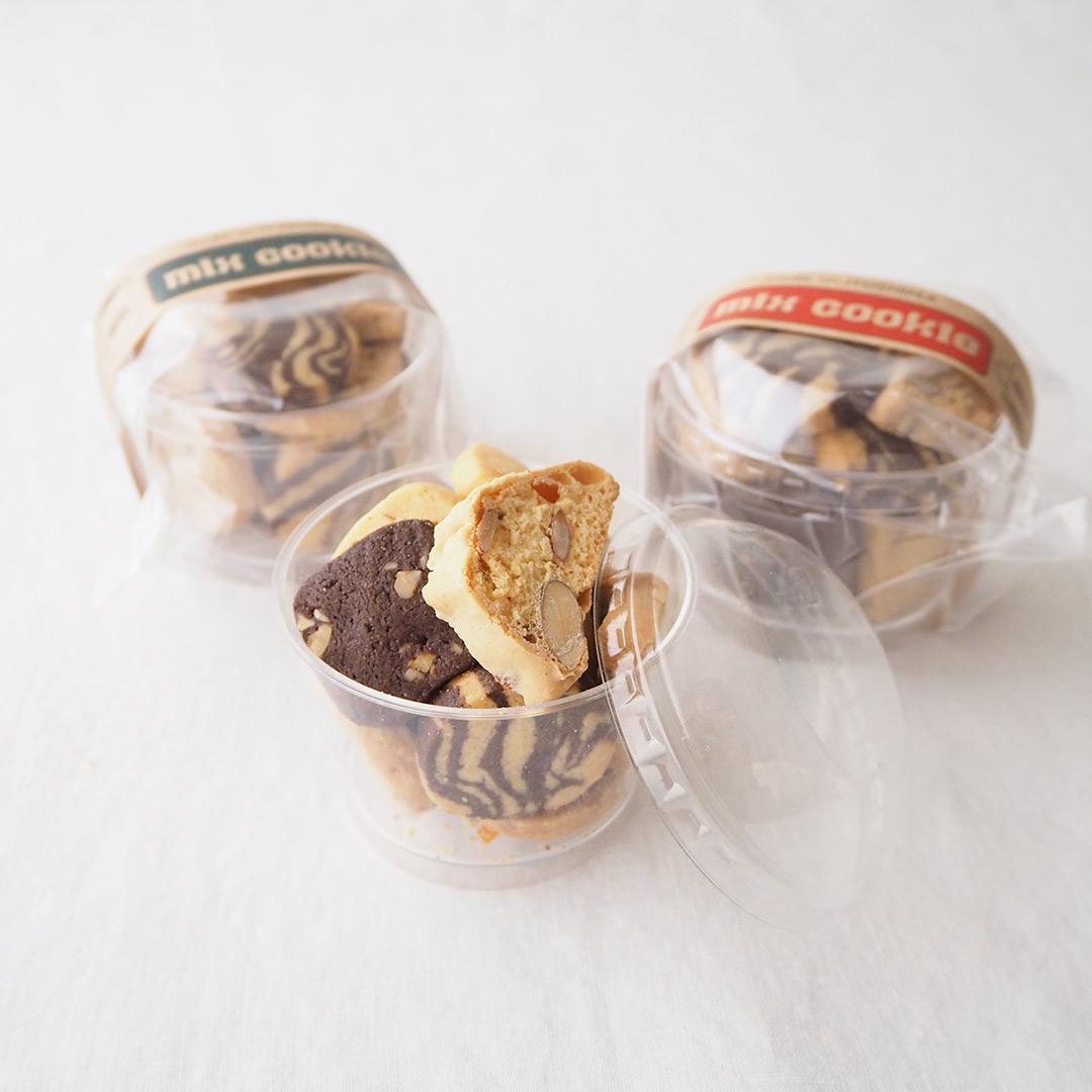 mix cookie/ミックスクッキー