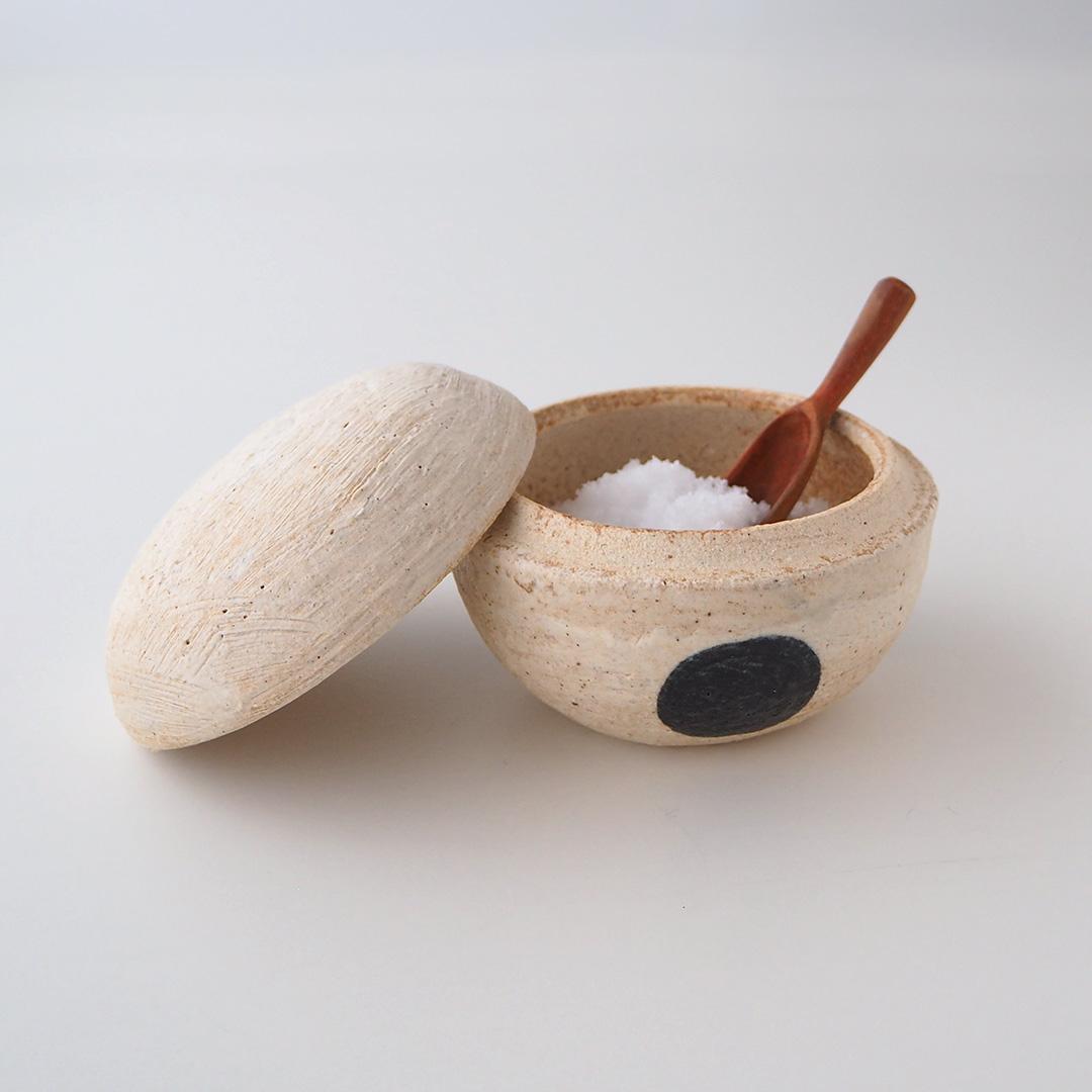 塩鉢/刷毛目