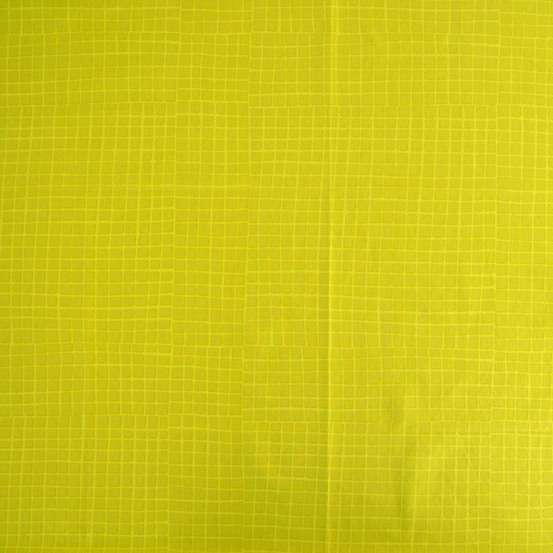 バンダナ風呂敷/102×102/ミャク/黄色