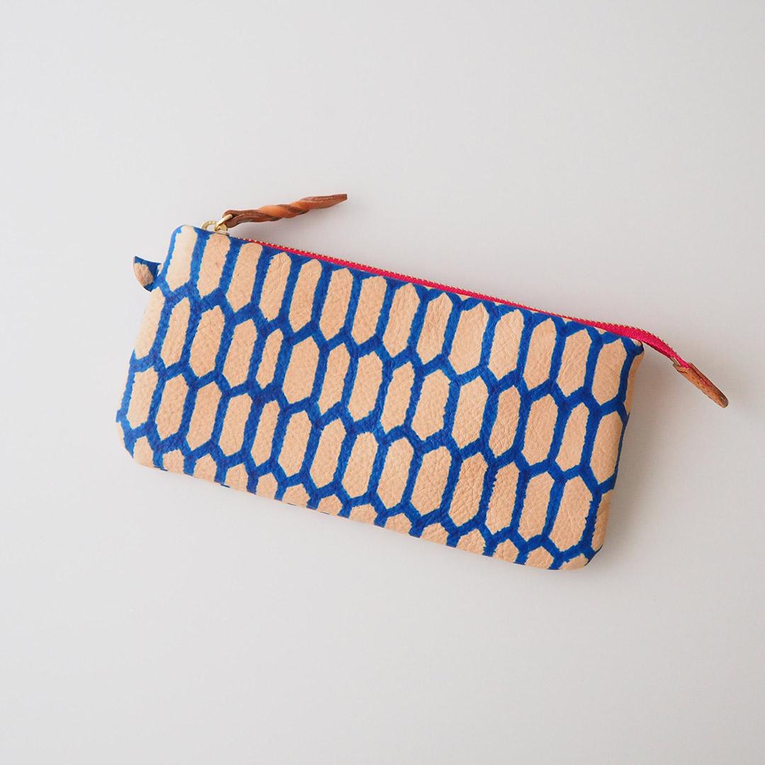 PIENOTTO/長財布/ブルー6【受注生産】