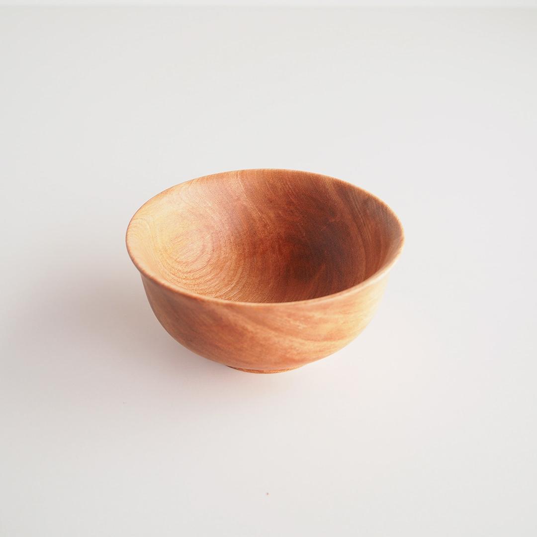 木の飯椀/水目桜/小
