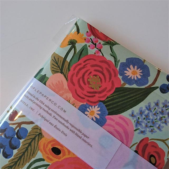 ポケット・ノートブック − ガーデンパーティ