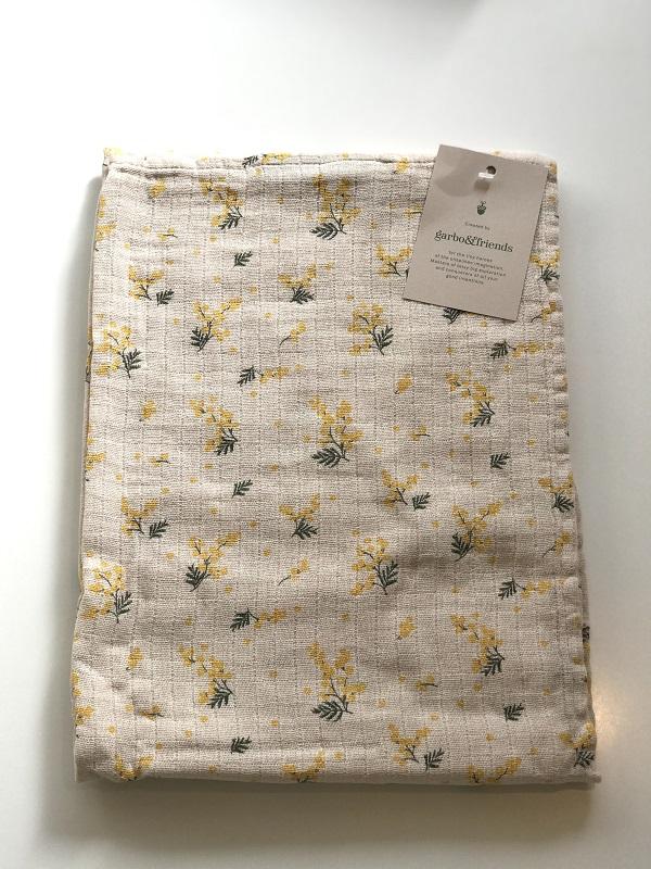 Mimosa Swaddle Blanket