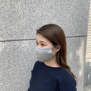 スマイルコットンマスク