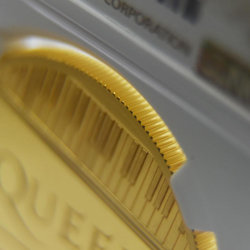 2020 エリザベス2世 ミュージックレジェンド Queen 200ポンド金貨 NGC PF67UC