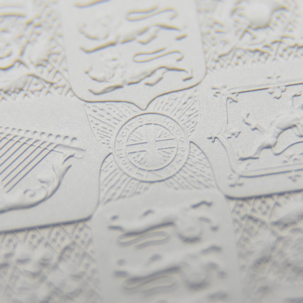オルダニー島 2021 エリザベス2世 ニューゴチッククラウン 5ポンド2オンスピエフォー銀貨 2枚セット マットプルーフ仕上げ PCGS PR70DC鑑定品 発行数375セット【ご予約承り品】