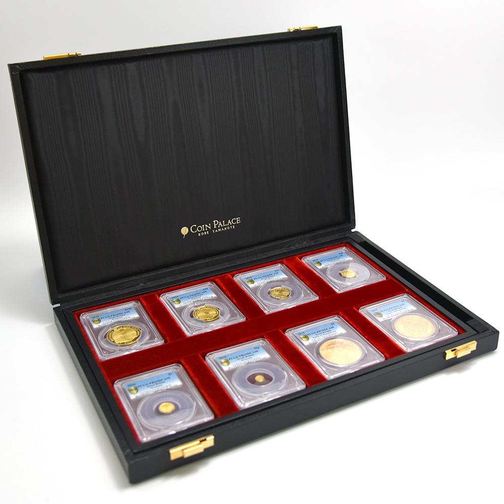高級スーツケース NGC・PCGS 最大8枚(トレー1枚付) 収納可能