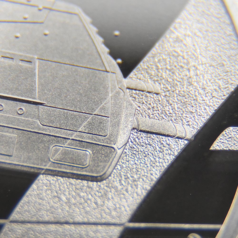 2020 エリザベス2世 007 ジェームズ・ボンド 第2貨 2ポンド1オンス銀貨 ファーストリリース NGC PF70UC 箱付き