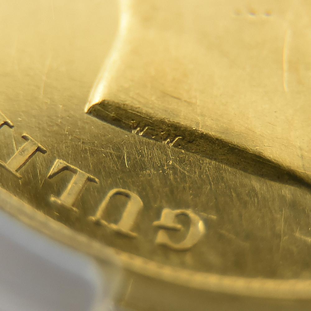 1831年 ウィリアム4世 クラウン金貨 PCGS PR62DC Esc-272 WR-270 現存数6〜10枚