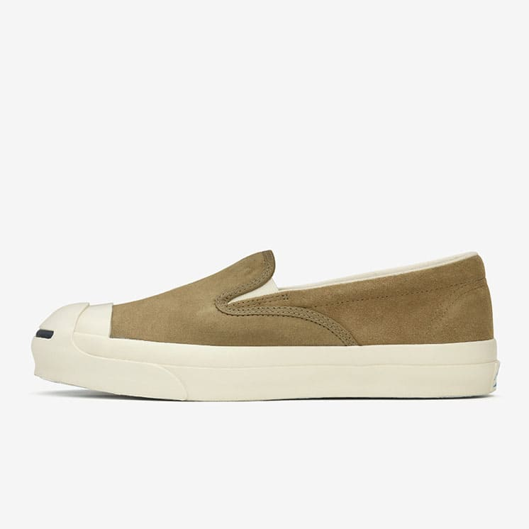 CONVERSE(コンバース) JACK PURCELL RET SUEDE SLIP-ON
