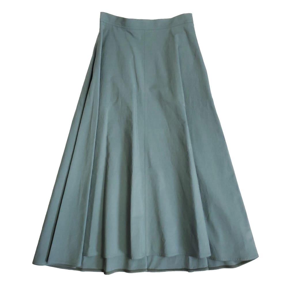 YLEVE(イレーヴ) シャトルコットンタイプライタースカート