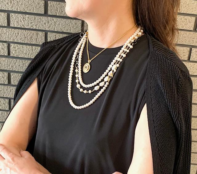 K010 Multi Size Pearl