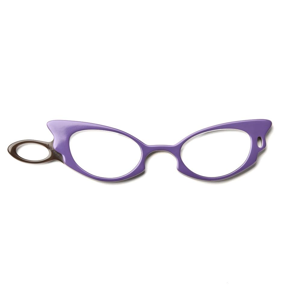 CHOUCHOU Purple×Brown