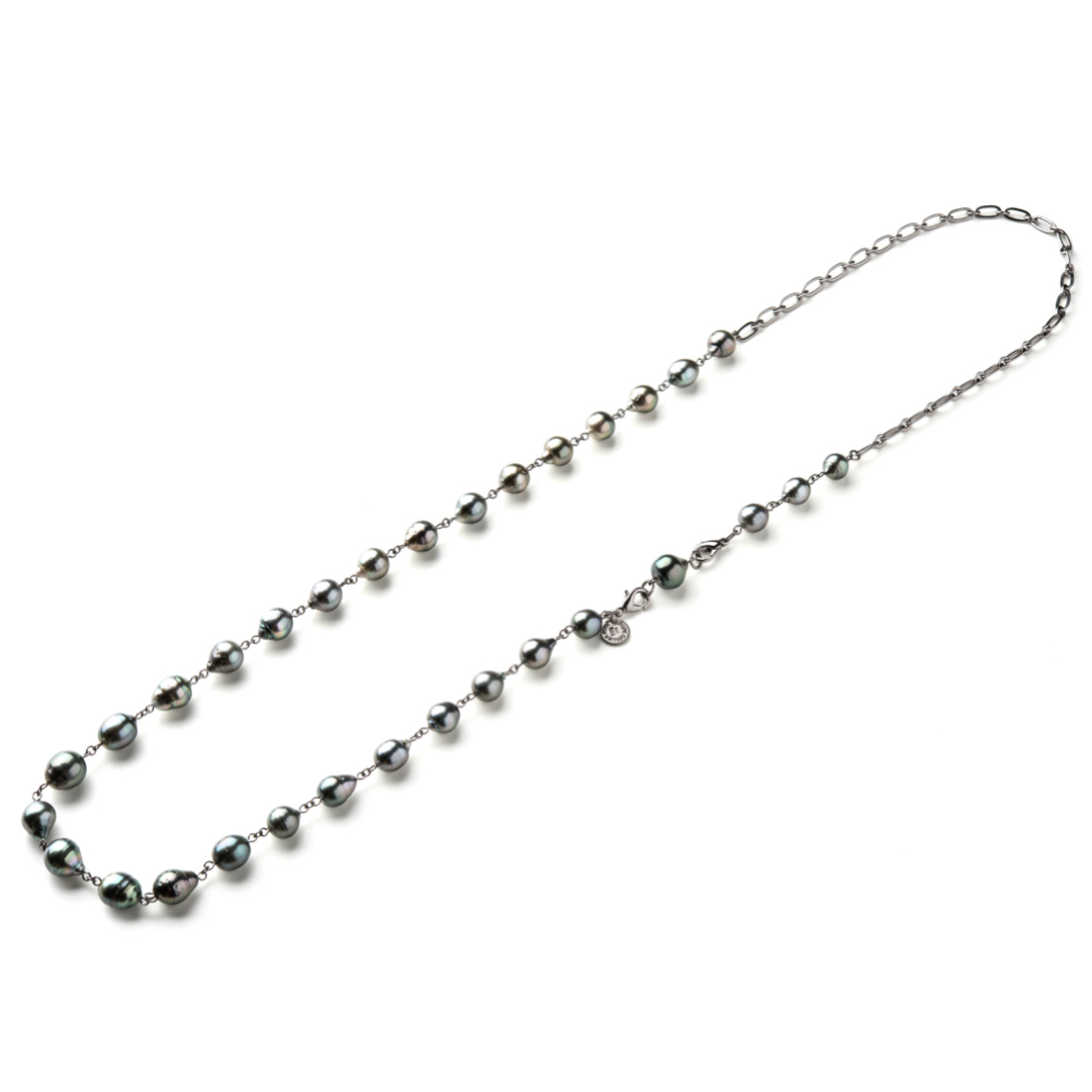 Black Tahiti Pearl