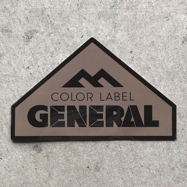 COLOR LABEL GENERAL C