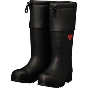SHABATA 防寒安全長靴セーフティベアー#1011白熊/フード付き