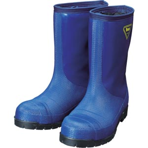 SHABATA 冷蔵庫用長靴 -40℃ ネイビー