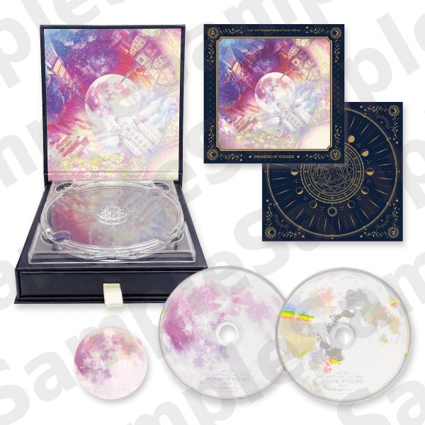 【受注終了】coly 3rd Original Sound Track Album : 魔法使いの約束