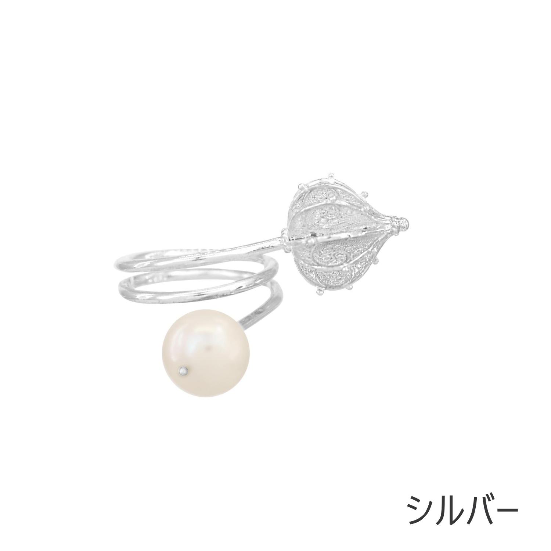 NANA エッセンスリング/シルバー/銀線細工