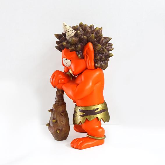 瀧下和之「橙鬼フィギュア」