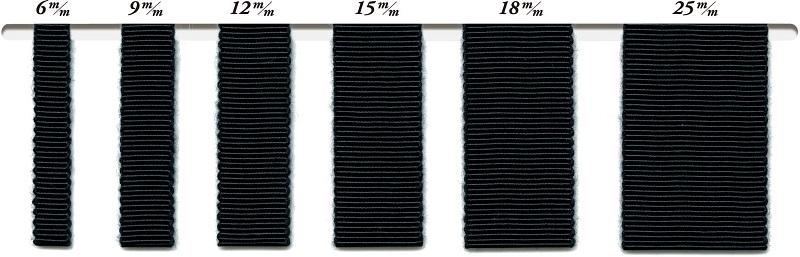 SIC-190:ポリエステルペタシャムリボン(m販売)